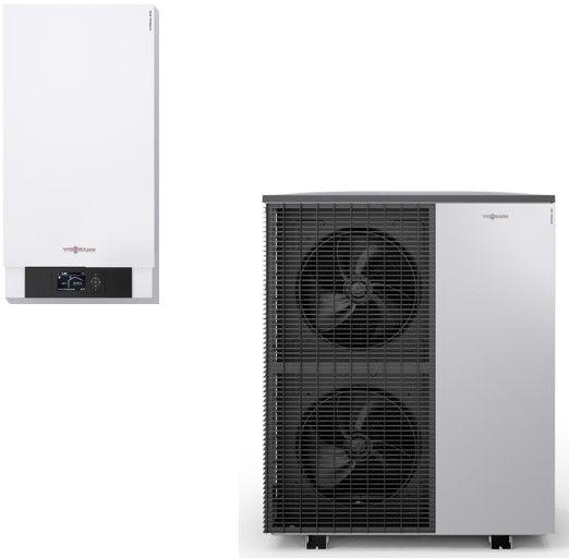 Toplotna pumpa VIESSMANN vazduh/voda VITOCAL 200-S grejanje i hladjenje