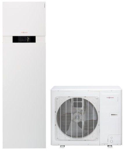 Toplotna pumpa VIESSMANN vazduh/voda VITOCAL 111-S sa bojlerom 210lit