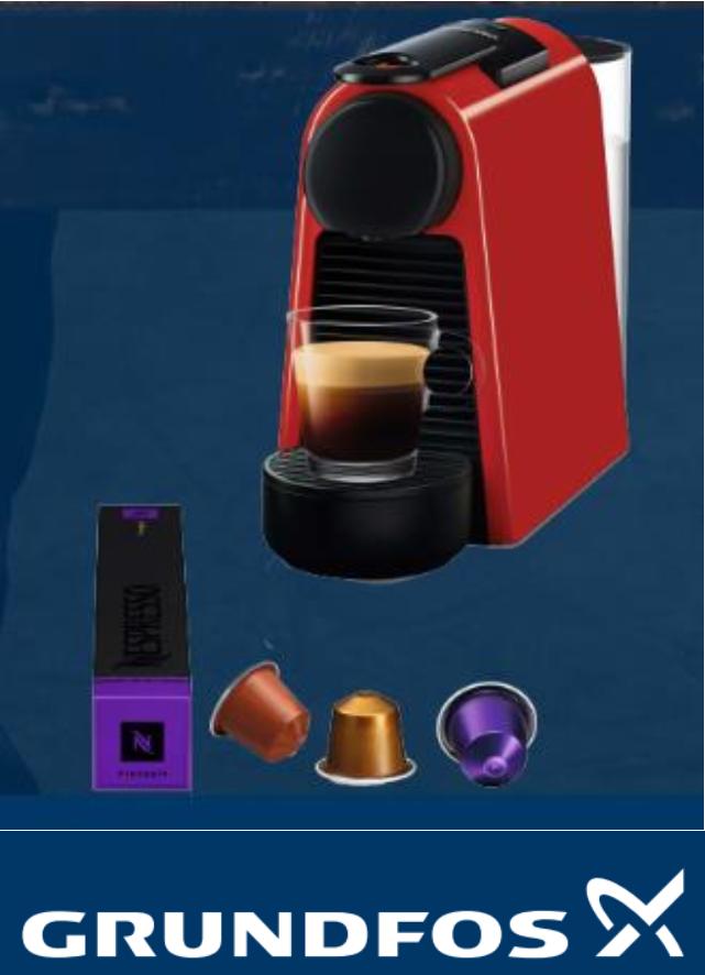 Razmišljašte o dobroj kafi? Grundfos će se pobrinuti oko svega