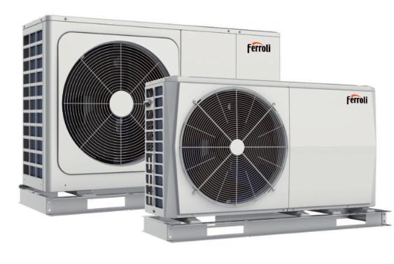 Nova Ferroli monoblok toplotna pumpa vazduh/voda superiornih karakteristika
