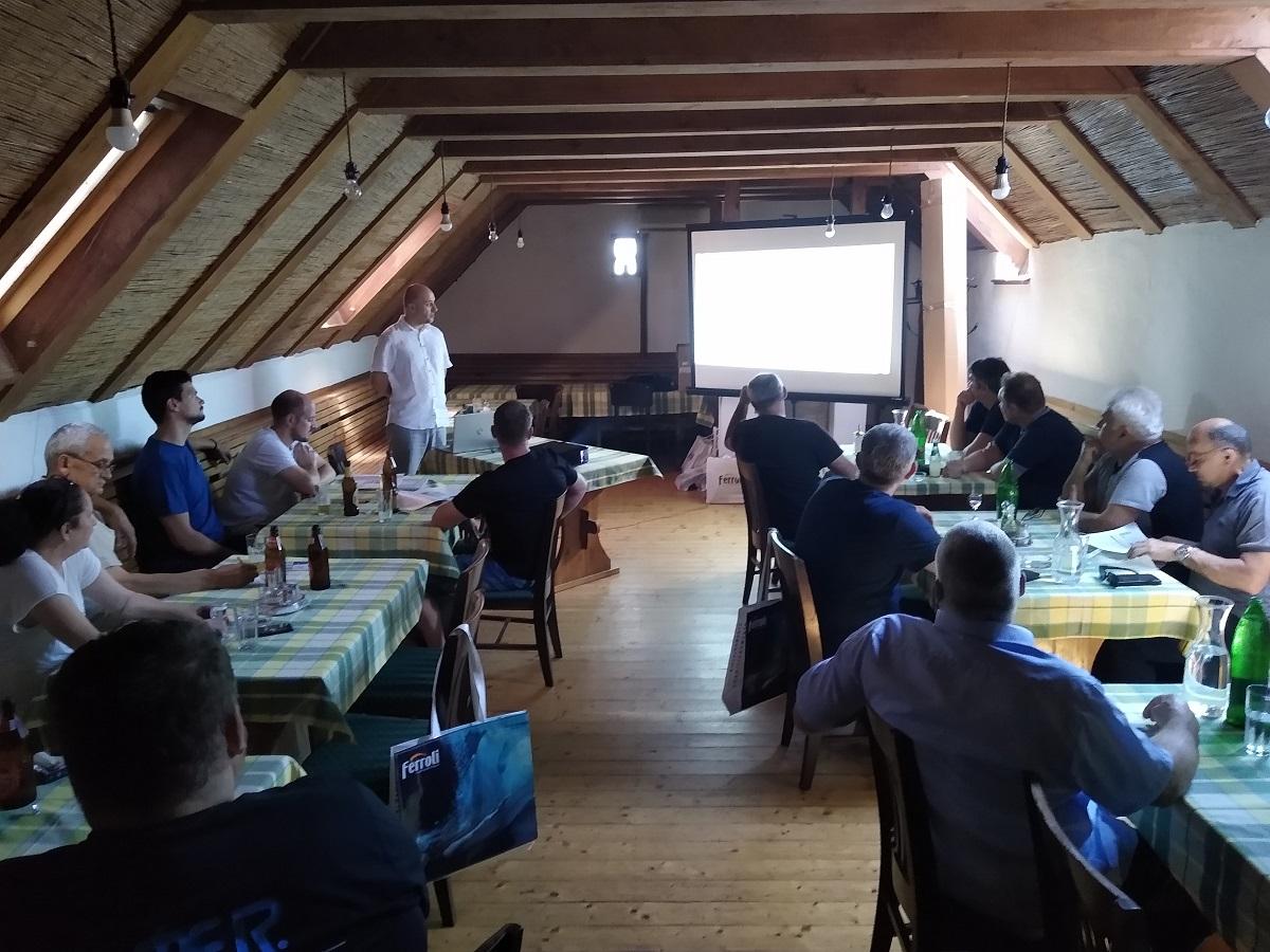 Održana prezentacija Ferroli zidnih kotlova na gas u Zrenjaninu 27.06.2020. godine