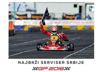 TRKA ZA VELIKU NAGRADU GP2016