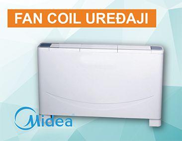 Fan coil uređaj MIDEA MKF5