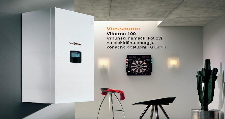 Kotao električni set VIESSMANN Vitotron 100