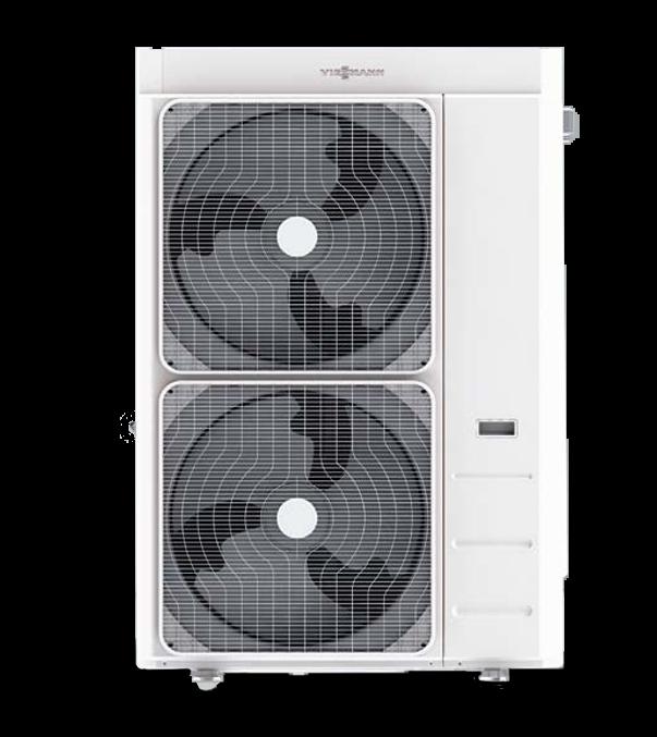 Toplotna pumpa VIESSMANN vazduh/voda VITOCAL 100-A monoblok grejanje i hladjenje