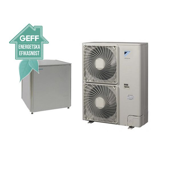 Toplotna pumpa DAIKIN Altherma HIGH TEMPERATURE - samo grejanje